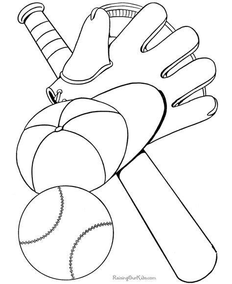 baseball coloring pages  kids printable coloring home