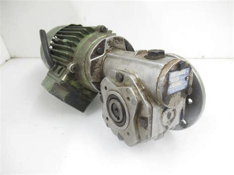 M63B4 Carpanelli motori elettric motor 0.25HP 1678RPM 208 ...