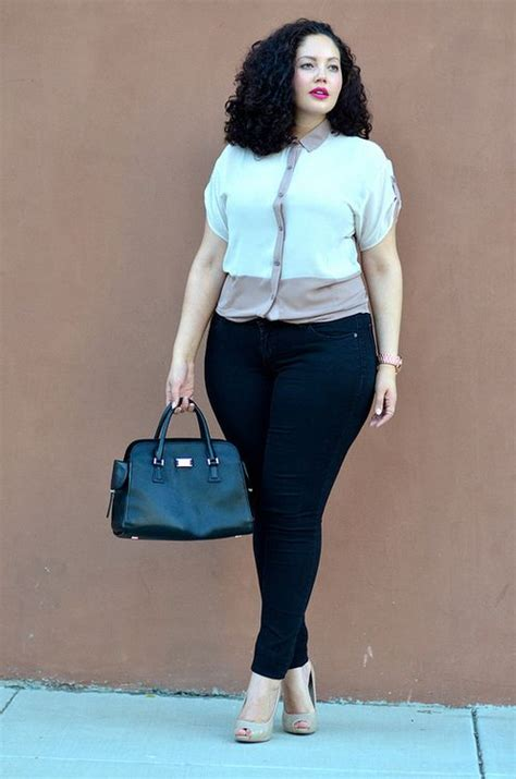 Best In Town Plus Size Office Clothing