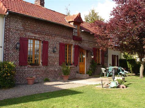 jardin de cuisine ma maison photo 1 1 maison en briques