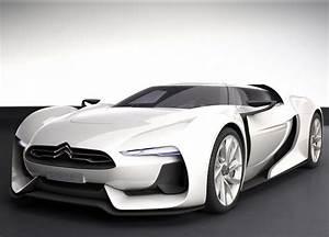 Citroen Concept ~ Car Motor