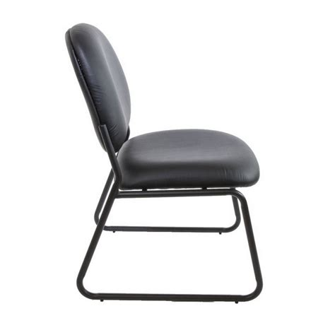 sled base client chair without arms atwork office furniture