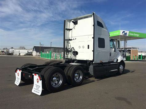 semi truck sleepers 2016 international prostar plus sleeper semi truck for