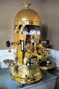 Machine A Cafe : vintage style 1930 espresso machine jacar pagua rio ~ Melissatoandfro.com Idées de Décoration
