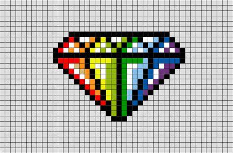 diamond pixel art brik