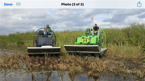 Airboat Sw Tour by Best Everglades Airboat Tours