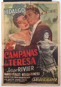 1957 LAS CAMPANAS DE TERESA Carlos Schlieper Cine Argentino Pinterest