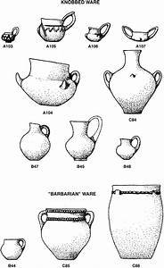 Pottery Assemblages From House 768 In Troia  Shape A106 Executed In