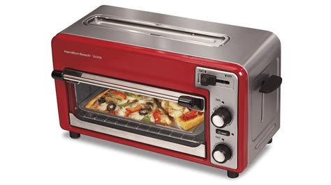 Toaster Oven With Slots On Top by A Toaster Oven With A Bread Slot For When Pizza S Not On