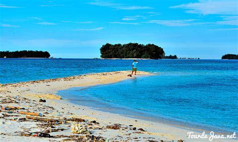 paket wisata pulau harapan  hari  malam open trip