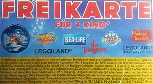 Legoland Berlin Gutschein : mcdonald s gutscheine f r kostenlosen eintritt in 16 merlin freizeitparks 2013 sichern ~ Orissabook.com Haus und Dekorationen