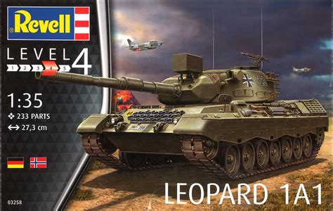 leopard club revell germany leopard  review