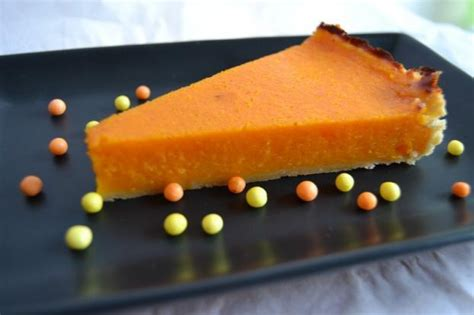 recette tarte sucree au potimarron
