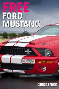 Enter to Win a Ford Mustang | Ford mustang, Mustang, Best gas mileage