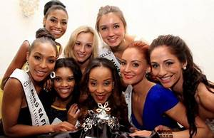 The New Miss SA Is Revealed Her Name Is Palesa Luv To