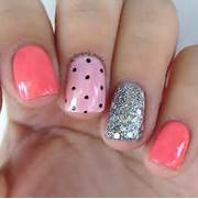 Gallery For > How To Do Cute And Easy Nail Designs For ...