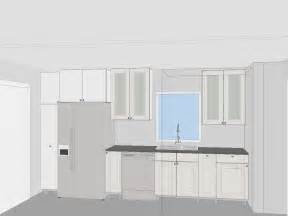 galley kitchen floor plans home interior design