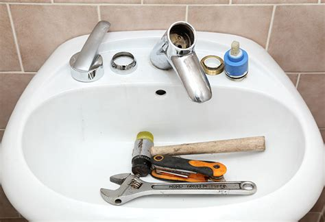 Replacing A Faucet Seat by Project Guide Replacing A Worn Valve Seat At The Home Depot
