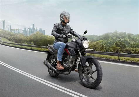Honda Cb150 Verza 2019 by Pilihan Warna Baru Honda Cb150 Verza Versi 2019 Semakin