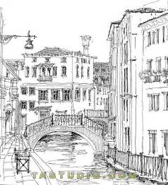 Pen and Ink Drawings Illustrations