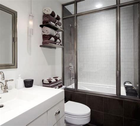beautiful bathroom towel display arrangement ideas