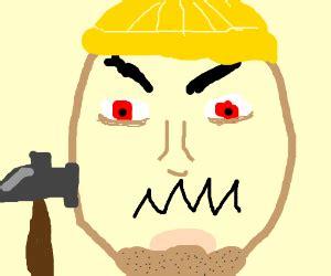 carpenter drawception