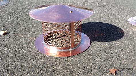 Round stainless steel chimney cap   #CH020