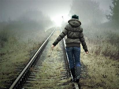Wallpapers Backgrounds Train Awesome Desktop Tracks Those