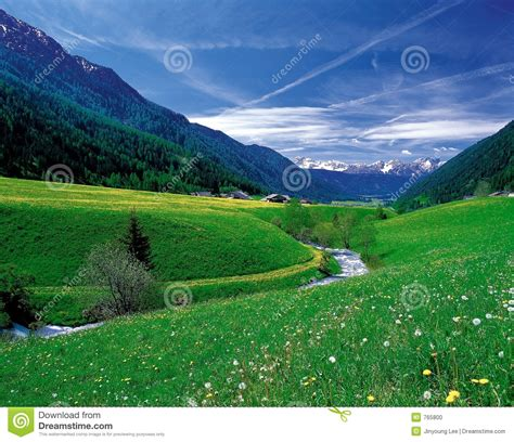 Scenery Picture by Scenery Of Nature Stock Photo Image 765800