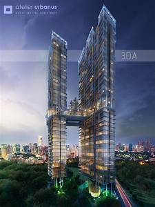 Twin, Tower, Jakarta