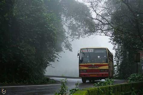 wayanad ksrtc bus   kerala travel places