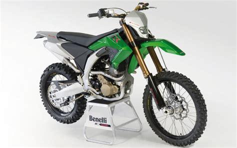 Benelli Production-spec Motocross And Enduro