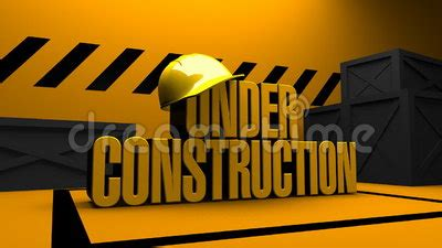 construction animation stock video video  site