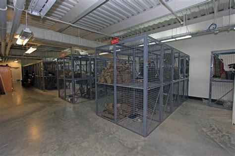 military gear storage promotes accountability