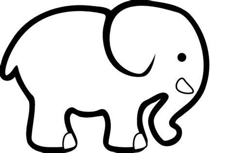 elephant clipart black and white indian elephant clip clipart panda free clipart images