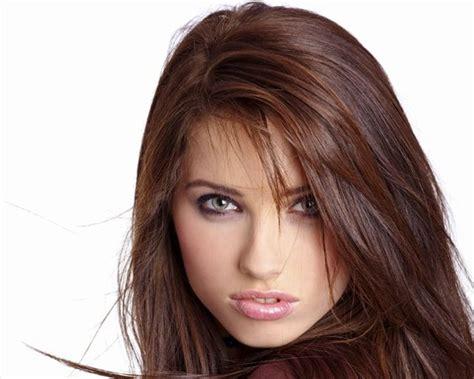 Auburn Brown Hair Color Ideas Dark Red Violet
