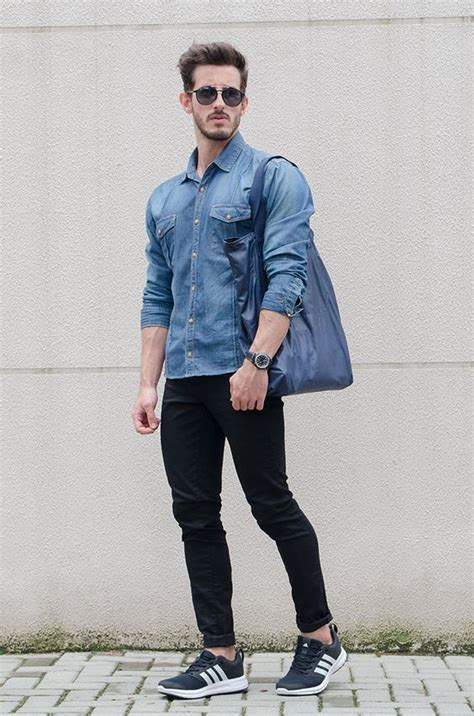 Black Jeans Outfits for Menu201318 Ways to Wear Black Jeans Guys