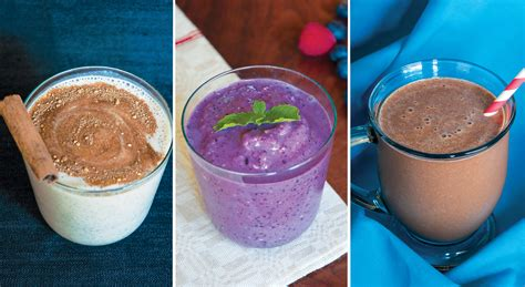 5 Protein Shake Recipes That Don't Require Any Protein