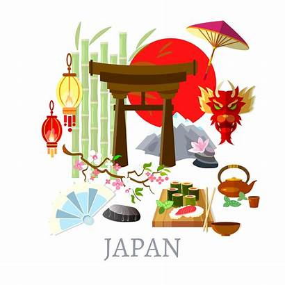 Culture Japanese Japan Clipart Illustration Tradition Welcome