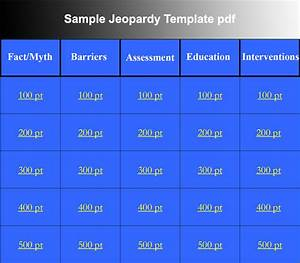 7 jeopardy powerpoint templates free ppt designs With jeopardy powerpoint 2007 template