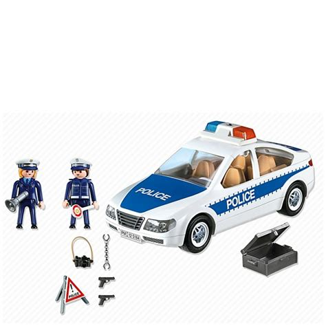 playmobil police car iwoot