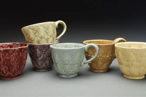 Beautiful Old Tea Cups And Saucers
