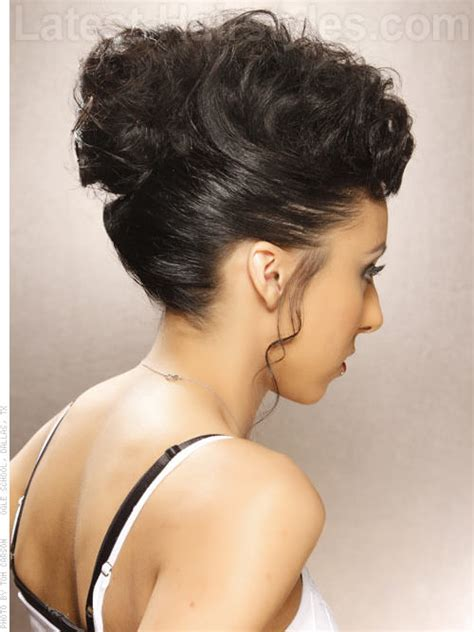 up style for hair 14 easy hairstyles any can do