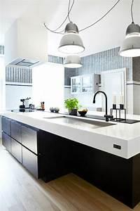Küche Modern Mit Kochinsel : 90 moderne k chen mit kochinsel ausgestattet k che mit kochinsel kochinsel und moderne k che ~ Bigdaddyawards.com Haus und Dekorationen