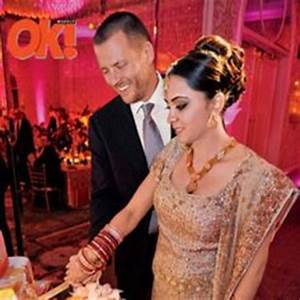 Celebrity Wedding: Parminder Nagra & James Stenson ...