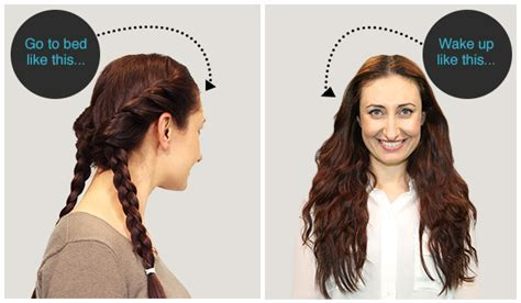 7 Ways to Tie Your Hair While You Get Your Beauty Sleep