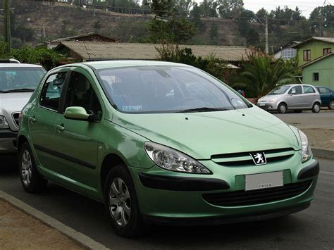 Peugeot Photo by Peugeot 307 Wikip 233 Dia