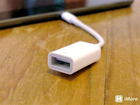 cameras   apple lightning  usb adapter imore