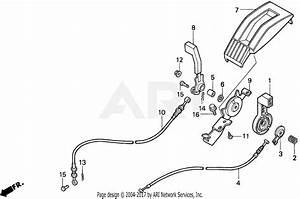 Honda Hr215k1 Sxa Lawn Mower  Usa  Vin  Mzam