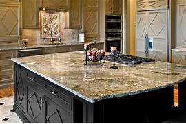 The Benefits Of Engineered Stone Countertops CounterTop Guides Displaying 14 Images For Dark Green Kitchen Countertops Kitchen Countertops Kitchen Countertops Ideas Kitchen Countertop Ideas Amp Diy Diy